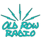 Old Row Radio - ep. 160 - We're Changing Our Names