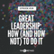 195: Great Leadership: How (And How Not) To Do It with Lisa Wiking