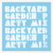 Backyard Garden Party Mix.2