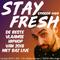 Adventure #164 Beste Vlaamse hiphop van 2018 met Baz live