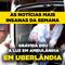 Grávida deu a luz em ambulância e outras notícias comentadas por Douglas Alves nesse episódio.