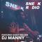 SNEAK Radio 004: DJ Manny