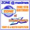 Zone 9th Birthday August 2000 @ Maximes Tony Graham, Keith Capstick & Mc Smoke