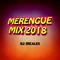 DJ Oscalex - Merengue Mix 2018