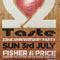 Steven Wanless & Martin Valentine live @ Taste 3rd July 2016