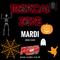 TROPICAL ZONE spécial Halloween Mardi 31 octobre 2017 , sur RC2 94.4 FM
