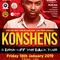 Konshens Australian Tour Interview Jan 2019