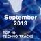 DI.FM Top 10 Techno Tracks September 2019