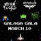 NDMC @ Galaga Gala, March 2018