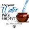 Are your Water Pots Empty?(For Singles) By Godman Akinlabi