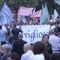 Comizio conclusivo della campagna elettorale di Massimo Cariello