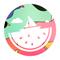 DeBarge Party with Heion, TCFC, Papa B. - LIVE at Trikeri (Sporades) - watermelon #6
