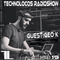 TECHNOLOCOS RADIOSHOW ΗΧΩ19 - GUEST: Geo K
