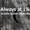 74 Always at One Percent feat. Arielle Haller-Silverstone