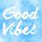 Bringin' back the good vibes