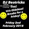 DJ Beatricks  Live on RadioactiveFM -Oldskool Breaks -Recorded live -2nd February 2018