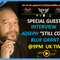"Joseph ""Still Cool"" Blue Grant in Conversation with DJ Red Lion 6th May 2021"