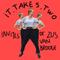 it.takes.two INVITES °6 De Zus Van Broerie - Amber Dewaele (#3.29)