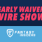 Week 10 Waiver Wire Show