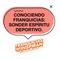 Emprender por deporte: Sonder Indumentaria Deportiva