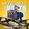 MARKBLADE - MOVIENDO LOS BEATS VOL05 (SuperMezclas En Sonera)