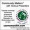 Connemara Community Radio - 'Community Matters' with Maureen Corbett - 18june2019