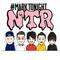 週刊NTR Week 72「NBAオールスター投票途中経過、ウィンターカップ、ヴィンス・マクマホン」