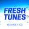 Fresh Tunes — Week 08 > 2021