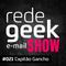 E-mail Show 021 – Capitão Gancho