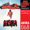 Reel Comic Heroes 068 - Akira with Norman Mitchell