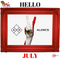 HELLO JULY by Aloxcs