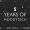 Zgîrie Disc - MoodyTech 5 years anniversary