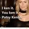 Patsy Kensit, But Walt Disney