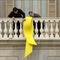"""Las preguntas de Amón: """"¿Habéis reparado en que el lazo amarillo es en realidad una soga?"""""""