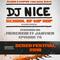 School of Hip Hop Radio Show Special SCRED FESTIVAL 2018 - 17 01 2018 - DJ NICE