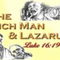 The Rich Man & Lazarus