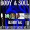 BIG MIKE-BODY & SOUL.BLUE BODY GAL 2018