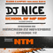 School of Hip Hop Radio Show Special NTM - 22 11 2017 - DJ NICE