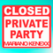 Mariano Kenexx@Private Party 13/02/16