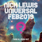 Universal - February 2019 - mixed by Nick Lewis