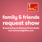 Family and Friends Request Show with Ruth and Dean - 18th April 2019