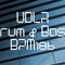 UDLR's Drum & Bass mix (BPM186)