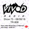 Vivod Radio 075 with TR-808