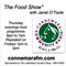 Connemara Community Radio - 'The Food Show' with Janet O'Toole - 19april2018