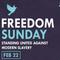 "Pastor Sonny ""STAND AGAINST MODERN DAY SLAVERY"""