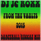 Dancehall/Reggae From the Vaults 2015