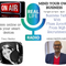Mussa Ayoob Mind Your Own Business Interview On Real Life Radio With Tracy Heatley