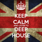 keep calm and deep mix