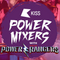 KISS Power Mixers with Power Rangers