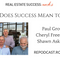 175 - What Does Success Mean to You? Paul Grover, Cheryl Freeman & Shawn Askinosie
